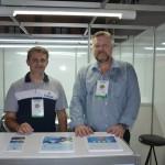 Roberto Dandrea e Richard Radulenco, da Visual Turismo