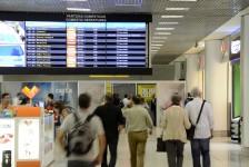Aeroportos brasileiros têm piora na pontualidade em 2019