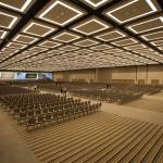 Salão Monumental configuração auditório do Royal Palm Hall