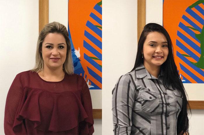 Clara Campos e Juciana Santos, da Flytour MMT