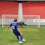 Tulio Maravilha foi o artilheiro da competição com cinco gols