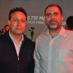 Vitor Correia e Sérgio Vianna, da Abreu