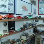 Volkswagen também conta com seu cantinho dentro do museu