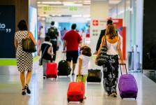 Tráfego aéreo na América Latina tem queda de 55% em janeiro