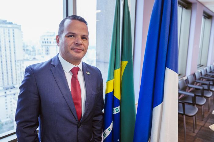 André Raynaud, diretor geral da agência