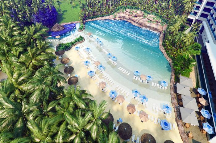 Blue Park, nova atração do Mabu Thermas Grand Resort