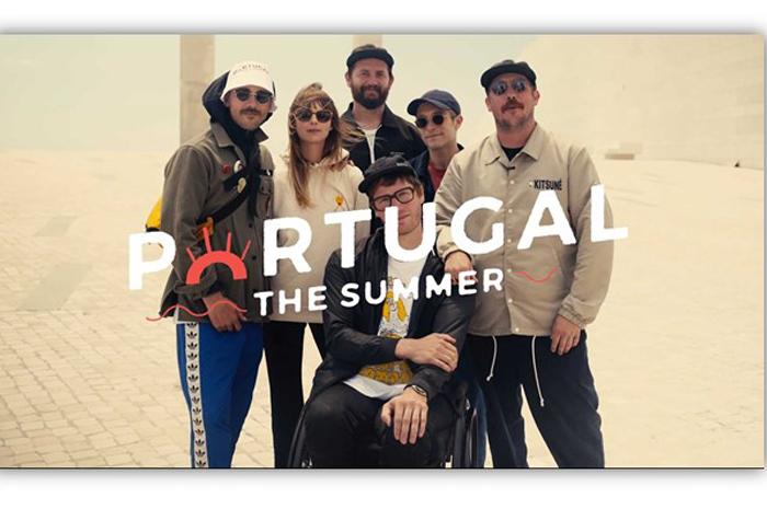 Parceria com banda americana irá premiar cover que será trilha de campanha Portugal.The Summer