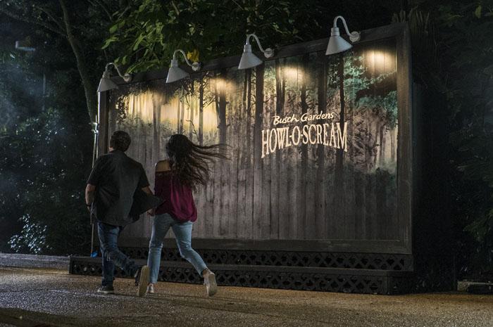 Com novas casas assombradas Howl-O-Scream 2018 levará todos os visitantes ao limite