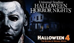 Halloween 4: O Retorno de Michael Myers é confirmado no Horror Nights