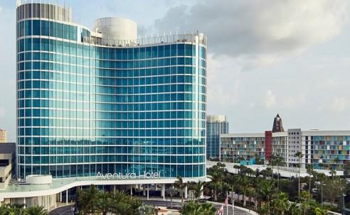Universal's Aventura Hotel está oficialmente aberto em Orlando