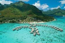Tahiti reabre fronteiras para turistas estrangeiros no dia 1° de maio