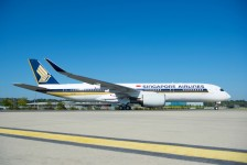 Singapore Airlines retoma sonho antigo ao receber 1° A350-900ULR