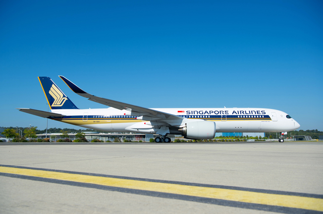 A350900ULR SINGAPORE