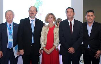 Termatalia reúne 200 expositores e representantes de 36 países; veja fotos