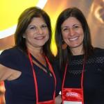 Ana Fernandez e Andrea Gabel, de St Pete Clearwater