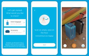 KLM lança serviço de realidade aumentada para checar bagagem de mão; vídeo