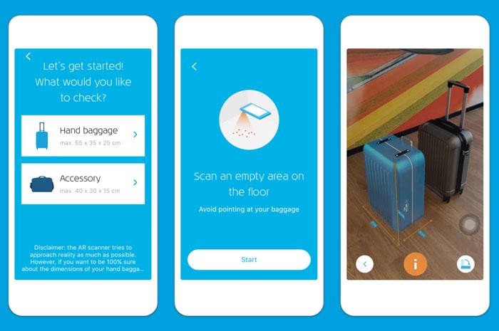 App da KLM já soma um milhão de downloads