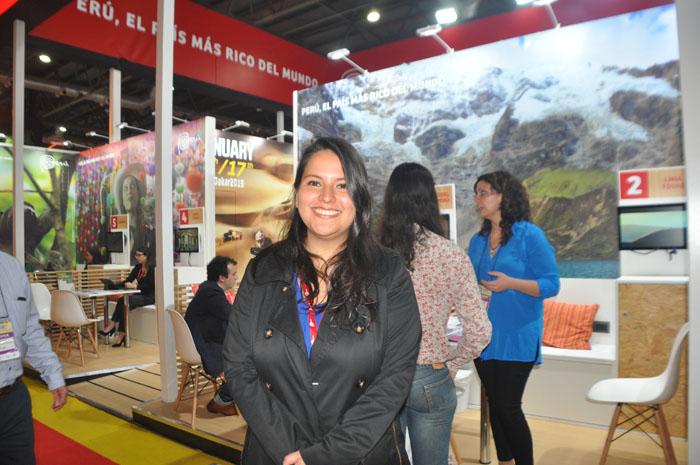 Araceli Carpio, da Promperú