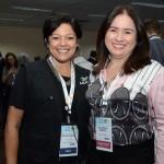 Beatrice Borges e Ana Carolina Medeiros, da ICCABAV