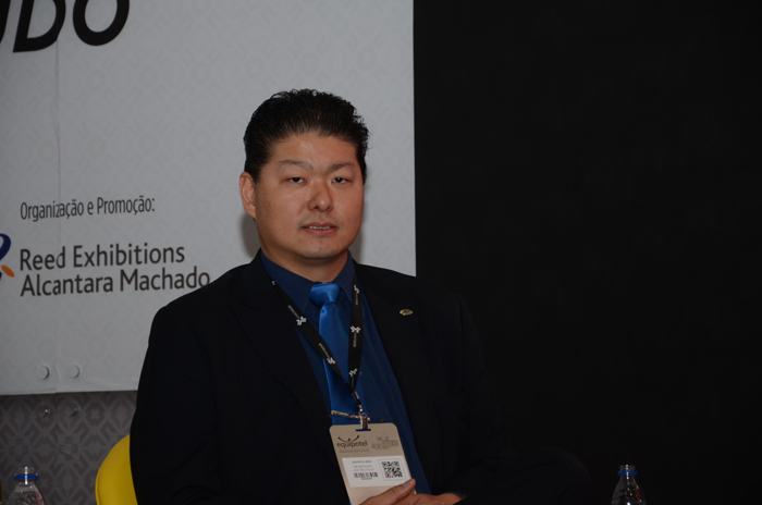 Bruno Omori, presidente da ABIH-SP