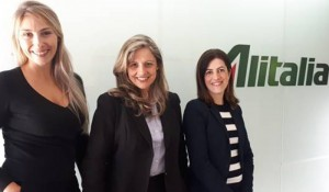 Alitalia amplia equipe de vendas no Brasil