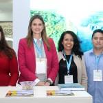 Celia Andrade e equipe da Setur-MG
