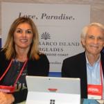 Claudia Cianfero e Jack Wert, de Naples