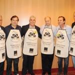 Comte Bittencourt, Rodrigo Maia, Alfredo Lopes, César Maia, Eduardo Paes e Michel Tuma Ness