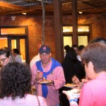 Coquetel de abertura contou com a presença de 400 convidados