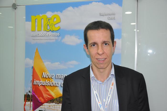 Flavio Gomes Louro Diretor da E-HTL
