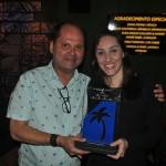 Daniella Duregger, da Zarpo, foi premiada na categoria Operadoras