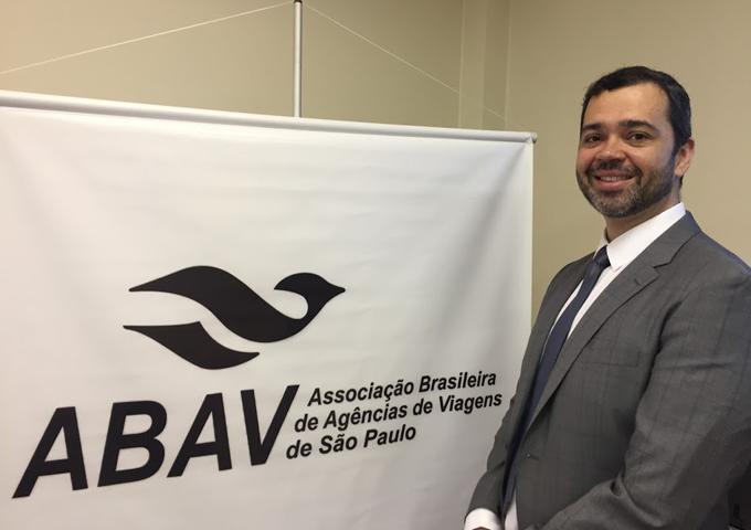 Edmilson Romão, presidente da Abav SP