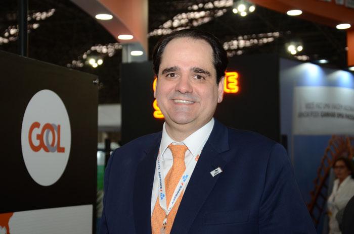 Eduardo Bernardes, VP Venda e Marketing da Gol