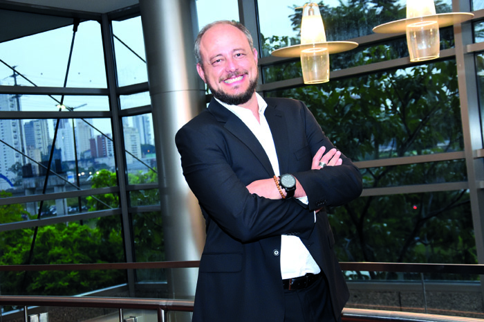 Eduardo Murad, diretor executivo da Alagev