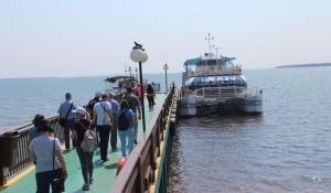 Itaipu registra 10% de aumento na visitação em agosto