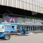 Entrada da 46ª Abav Expo 2018