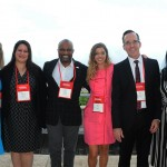 Equipe do Visit Florida presente no La Cita 2018