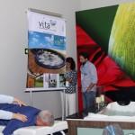 Espaços de saúde para os visitantes