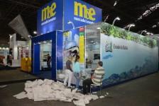 M&E passeia pelo Anhembi na véspera da Expo Abav 2018; fotos