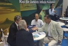 Rio CVB participa de feira no Japão pela primeira vez