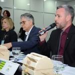Foi a primeira reunião do Fornatur sob o comando do presidente Leandro Garcia, de Goiás