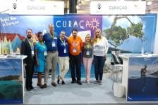 Curaçao celebra participação no Feirão de Viagens Flytour
