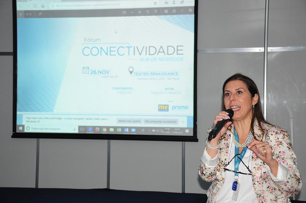 Gisele Lima, diretora da Promo