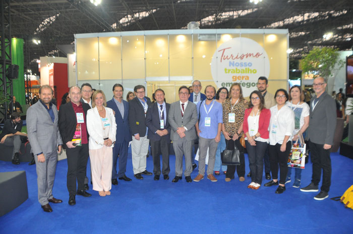 Grupo de Trabalho formado para a promoção do Turismo Cinematográfico