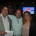 Guilherme Campos, da Flot, foi um dos vencedores do sorteio