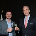 Gustavo Binardi e Fernando Fischer, da Reed