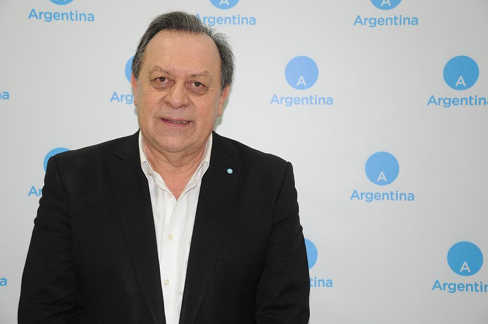 Gustavo Santos, ministro do Turismo da Argentina