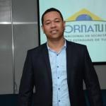 Jandy Carvalho, secretário adjunto de Turismo de Tocantins