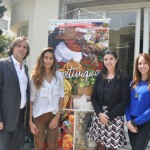 Jean-Philippe Perol, Wenna Guimarães, Fernanda Sarubbi e Paula Azeredo, da Cap Amazon