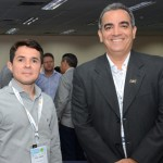 João Junior, G7 Operadora, e Bruno Mesquita, da Abav-PB